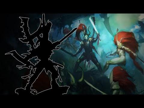 The Living Sword- Drazhar Master of Blades