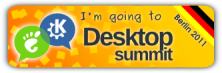 I'm going to Desktop Summit