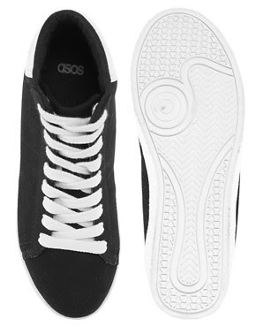 Image 2 of ASOS DEVIOUS High Top Trainers