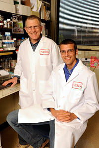 Dmitry Gordenin, Ph.D., and Steven Roberts, Ph.D.