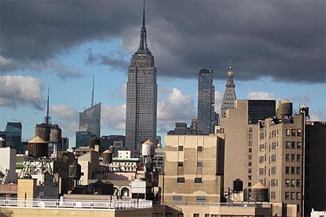 Vista del Empire State Building. | Carlos Fresneda