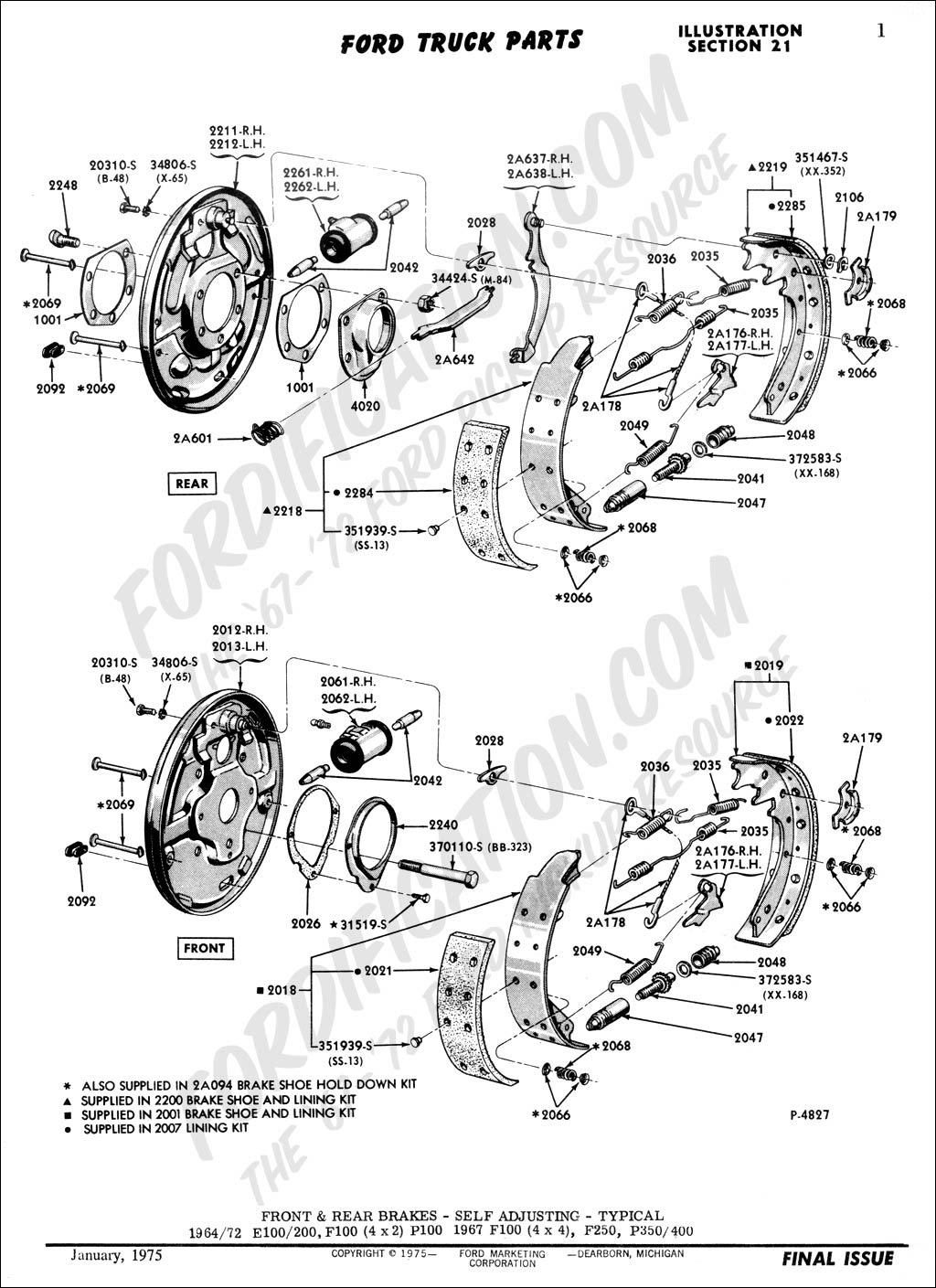 Ford F800 Brake Diagram Wiring Diagram Shut Pair Shut Pair Zaafran It