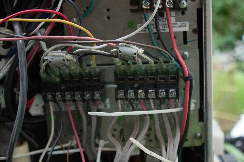 Wiring Diagram Ac Cassette Daikin 5pk