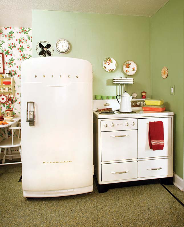 3 Appliance Options for Old-House Kitchens - Old-House ...