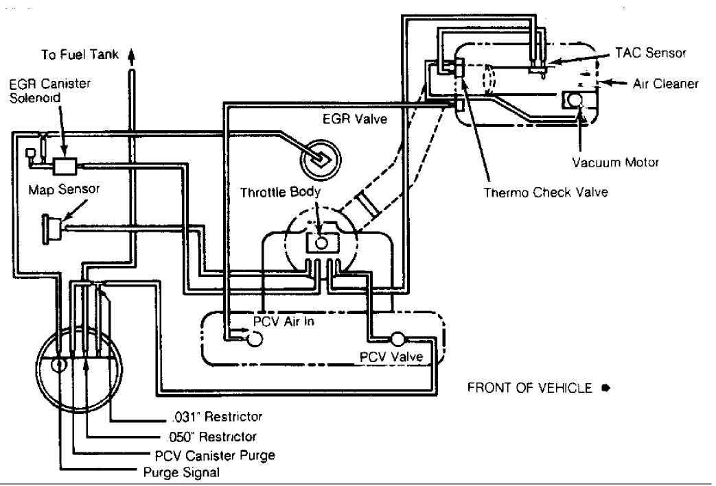 where does this vacuum line connect to? - Page 2 - Jeep ...