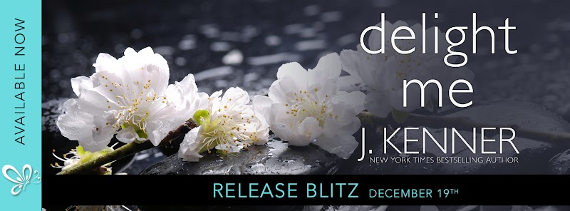 Release Blitz: Deligh Me by J.Kenner