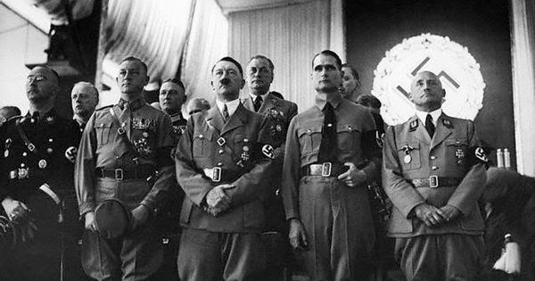 cupula del partido nazi