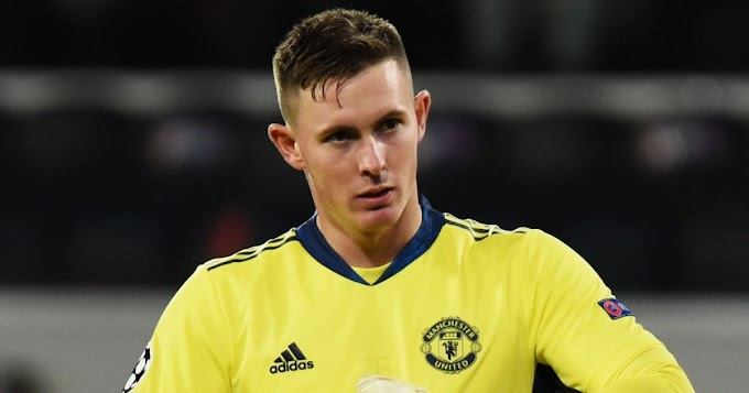 Manchester United goalkeeper Henderson expects to start against Istanbul Basaksehir
