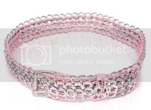 Pop Tabs Belt