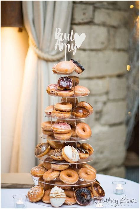 25  best ideas about Krispy Kreme Wedding Cake on
