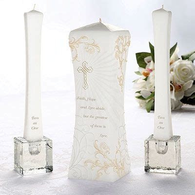 Catholic Unity Candles for Weddings   backyard wedding