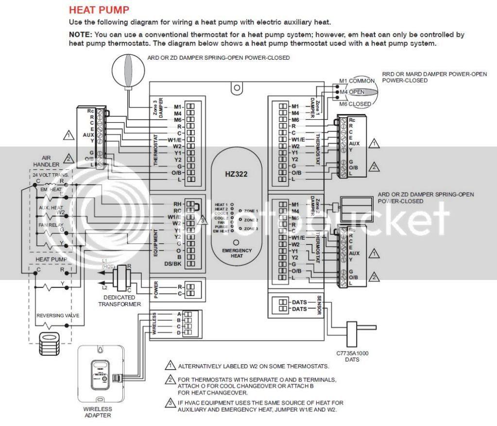 Wiring Diagram Trane Xl20i
