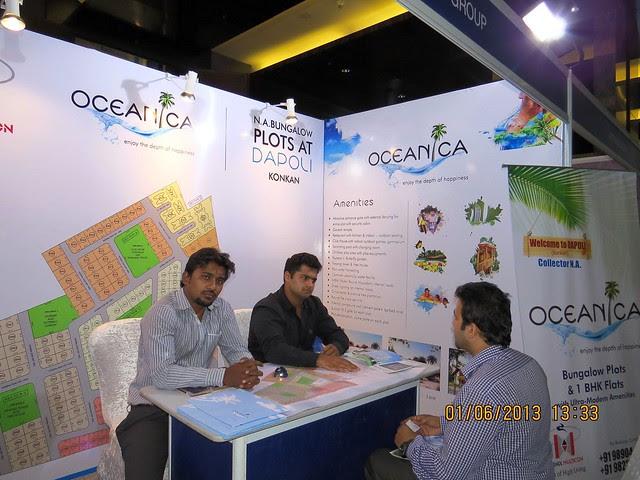 www.oceanica.in - Visit Times Property Showcase 2013, 1st &2nd June 2013, JW Marriott, S B Road, Pune