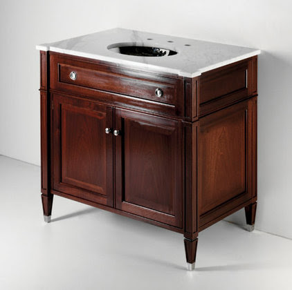 Guest Picks: Stylish Vanities to Update Small Bathrooms
