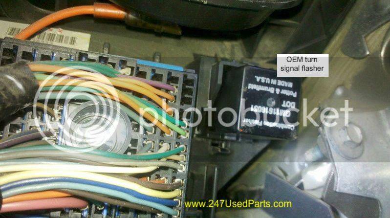 Fuse Box 2001 Chevy Blazer - Wiring Diagram