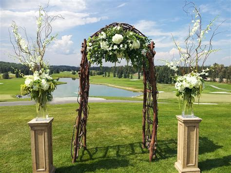 Wedding Ceremony Ideas   Dahlia Floral Design   Calgary