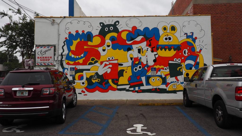 Muralist Jacksonville Fl