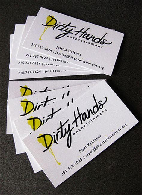 Sire Press   Business Card Screen Printing, Screen Printed