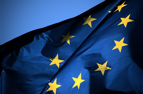 Bandiera dell'Unione (EU Flag) by Giampaolo Squarcina, on Flickr
