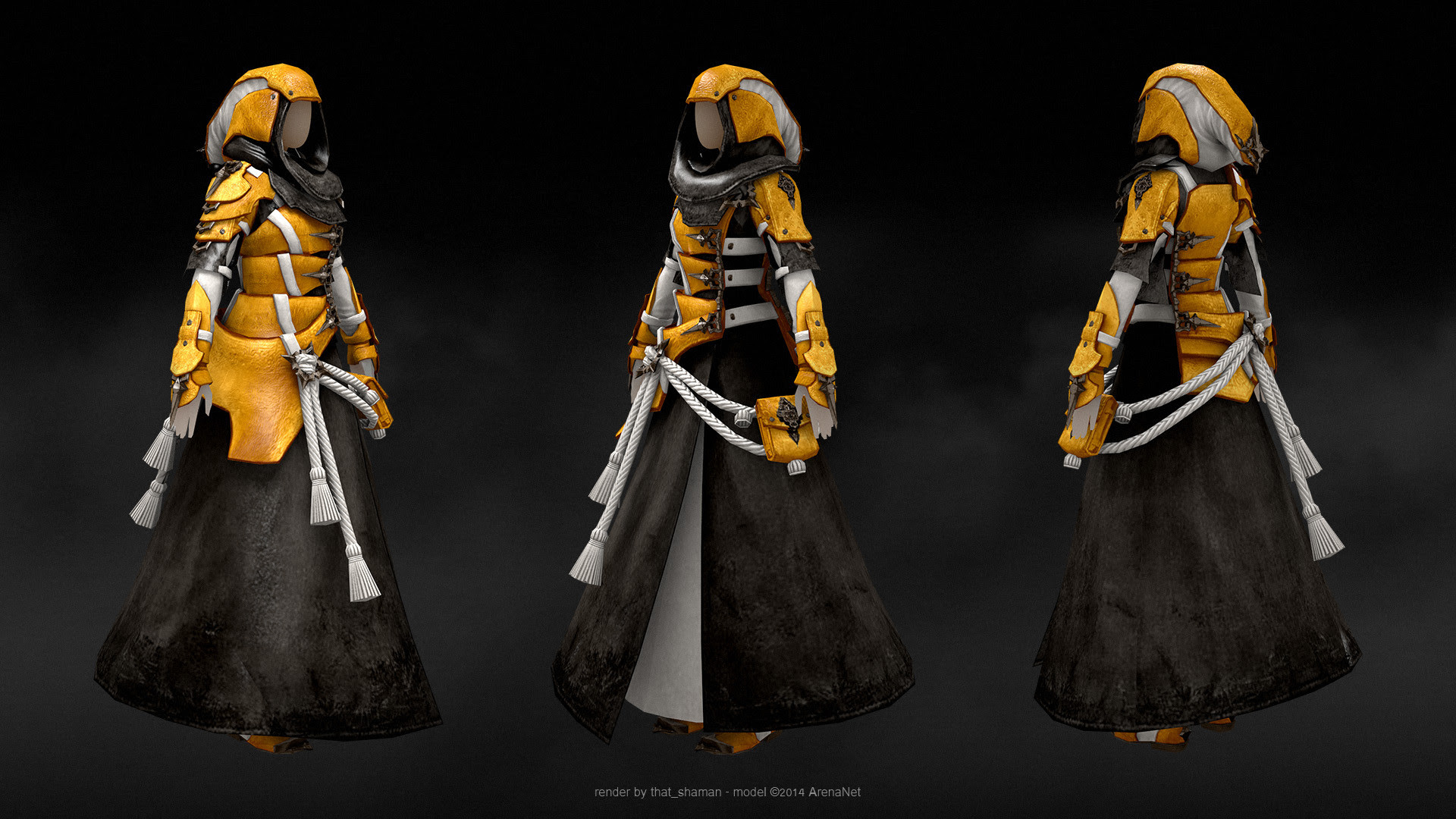 Datamined A Dervish Like Outfit Guild Wars 2 Madcast Gaming