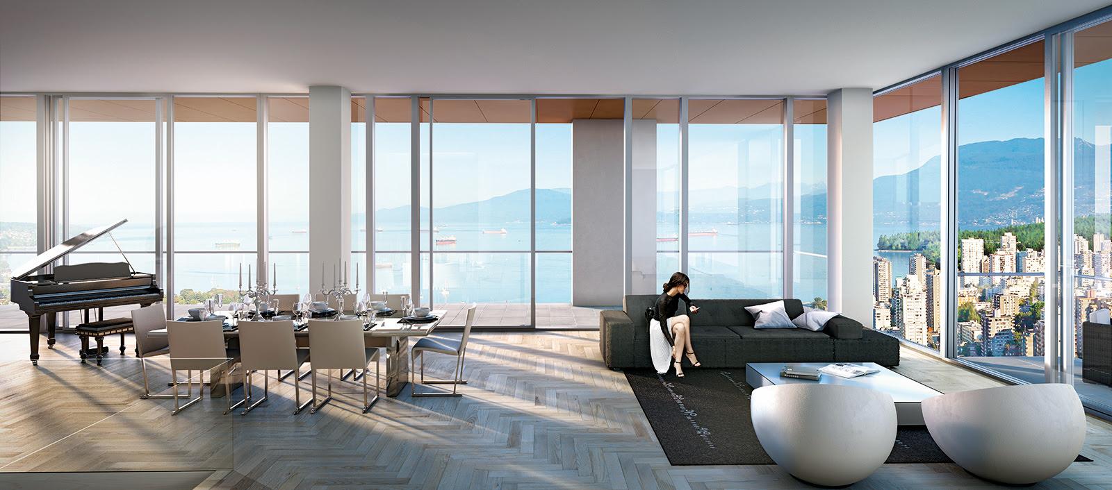 Vancouver House interiors are something to gawk at - Interior Design Programs Vancouver Island Psoriasisguru.com