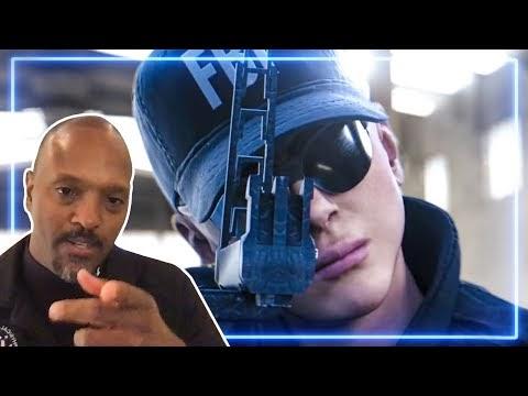 Πράκτορας FBI ΑΝΤΙΔΡΑΣΕΙΣ στο FBI SWAT στο Rainbow Six: Siege | Οι ειδικοί αντιδρούν