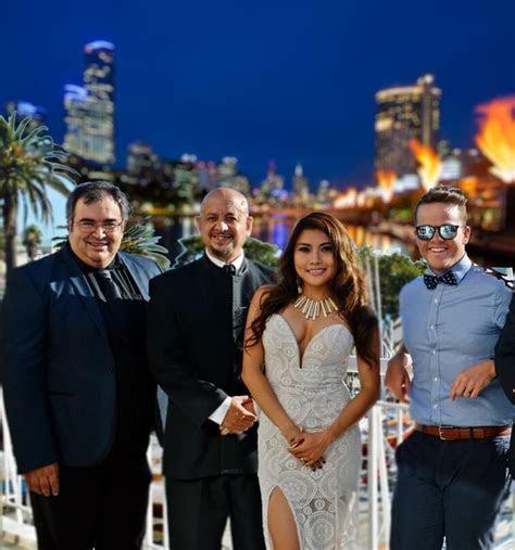 Escapade   Italian wedding band Melbourne