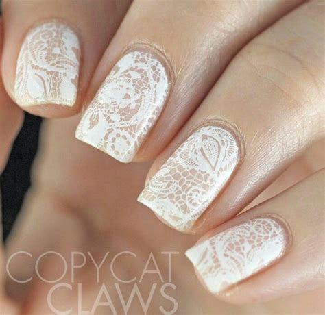 25  best ideas about Wedding nails art on Pinterest