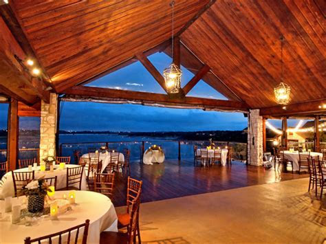Austin, Texas wedding venue   Nature's Point On The Shores