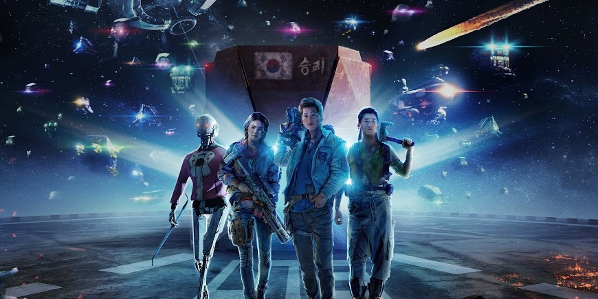 Space Sweepers (2021) Movie English Full Movie