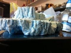 Glacier (with bonus Narwhal!)