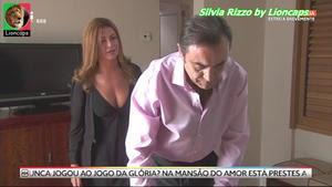 Silvia Rizzo sensual na novela Remedio Santo