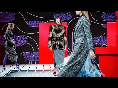 Prada Fall Winter Full Show - Prada Beauty for Fall/Winter 2020