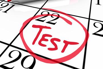 Test Anxiety | University Health Service
