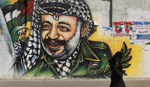 An artist depiction of the late Palestine Liberation Organization (PLO) Yassir Arafat. Arafat's body is to be exhumed in a criminal investigation surrounding his death. by Pan-African News Wire File Photos