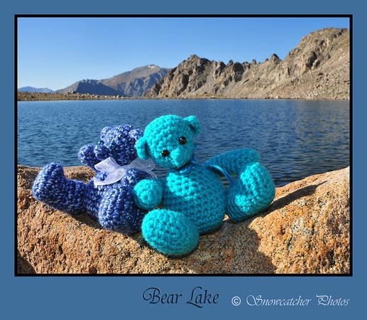 Bears at Bear Lake