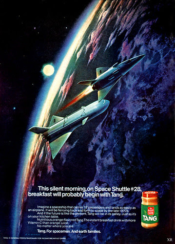1971 ... Tang in spaaaaace! by x-ray delta one