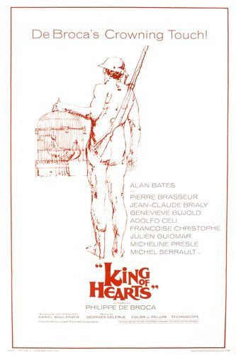 King Of Hearts 1966 Cast And Crew Trivia Quotes Photos News