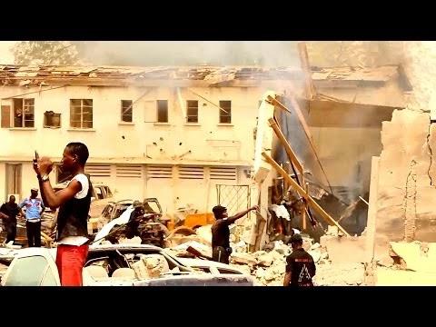 Four Policemen Killed In Adamawa Blast (Video)