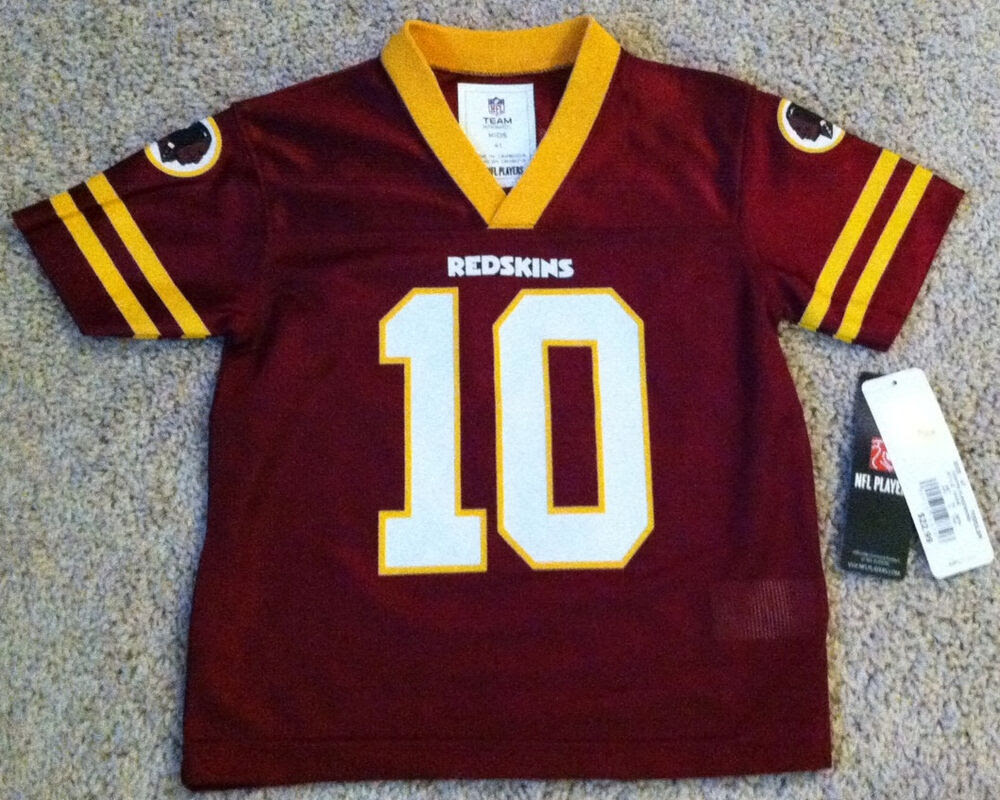 GRIFFIN III RG3 WASHINGTON REDSKINS KIDS/YOUTH FOOTBALL JERSEY NFL APPAREL 10  eBay