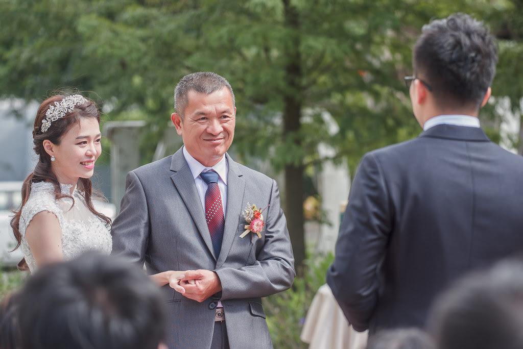 010羅莎會館 花園婚禮