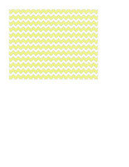 A2 card size JPG Chartreuse chevron LARGE SCALE