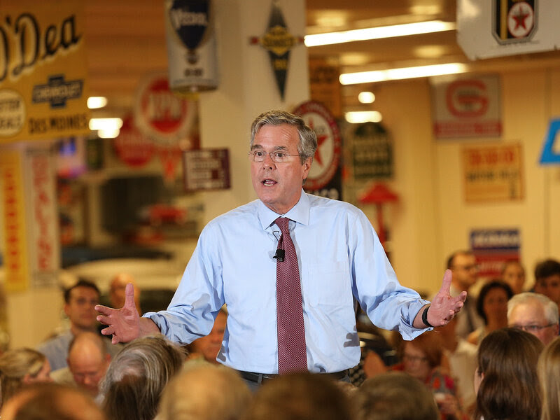 Jeb Bush is getting specific about how he plans to grow the economy as president.
