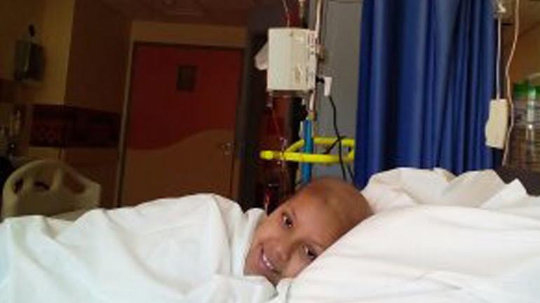 Image result for Εκκληση για τη 10χρονη Νεφέλη που πάσχει από σάρκωμα