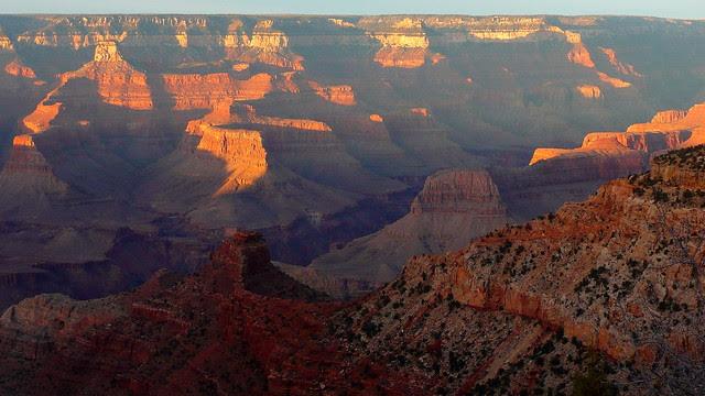 P1050001_2 Grand Canyon at Sunset