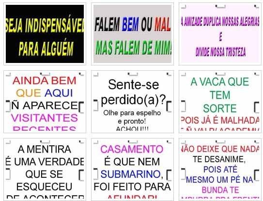 Tag Frases Para Amigos No Facebook Engraçadas