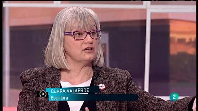 Para Todos La 2 - Entrevista: Clara Valverde