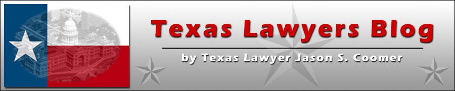 Texas Lawyers Blog