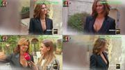 Portugal - Claudia Vieira sensual na novela Rosa Fogo e com um decote interessante no Famashow - 2 videos em FullHd