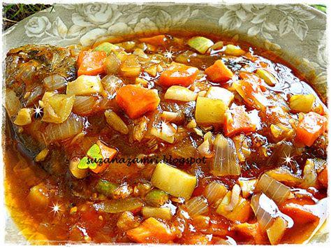 cooking  soul ikan bawal masam manis